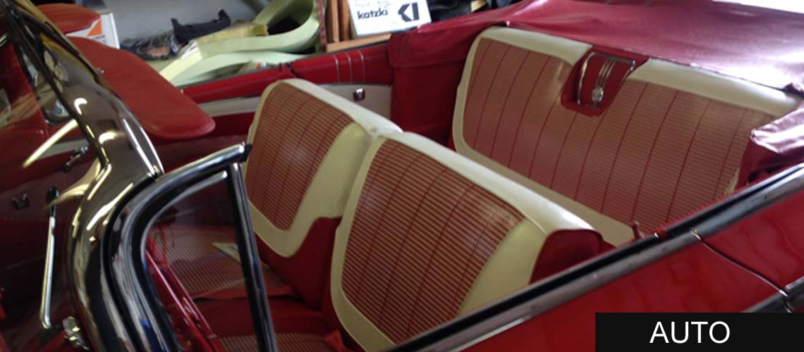 Auto Interior Upholstery and Soft Top Replacement Delaware