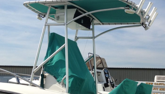 Rayco Marine Interiors and Canvas Department Delaware