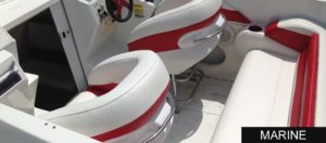 Marine Interior Upholstery and Canvas Replacement Services DE