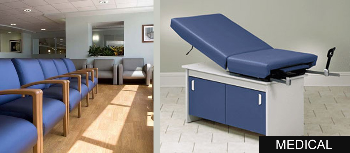 Medical Upholstery Services Delaware