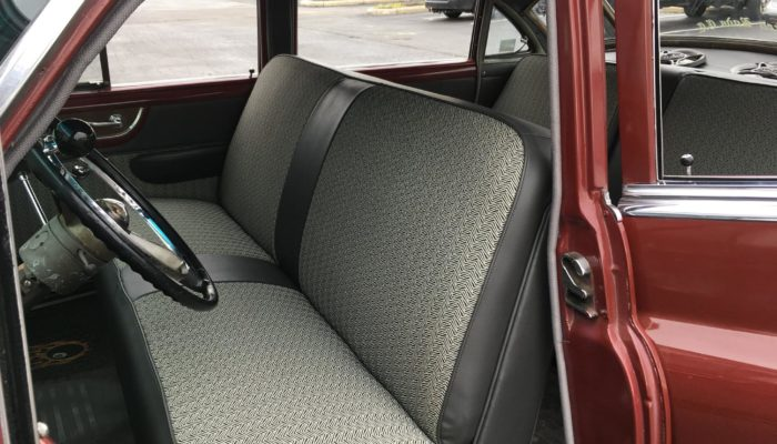 Classic Car Interior Upholstery Repair and Refurbishing for