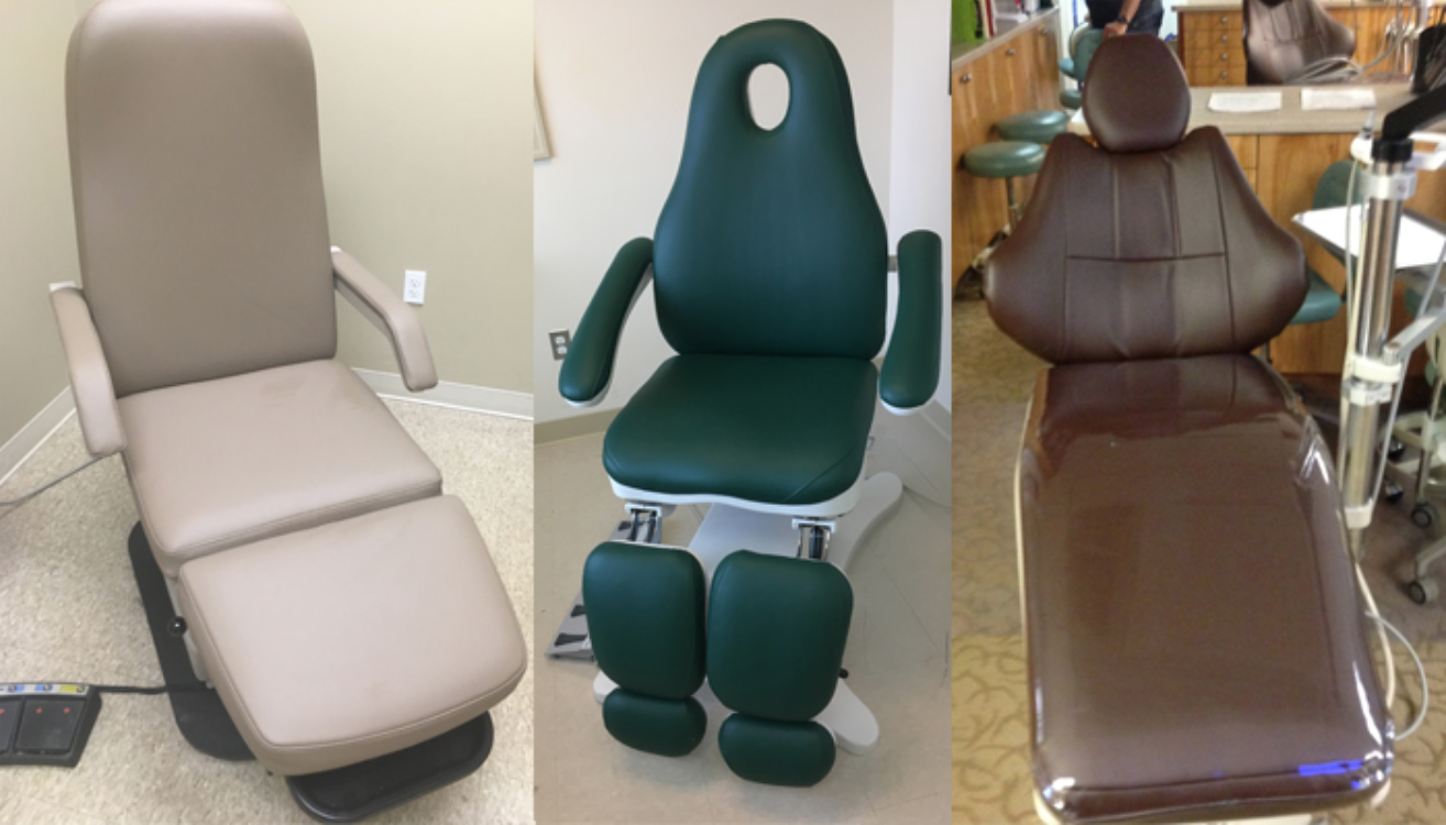 Pros and Cons of Using Vinyl in Medical Upholstery