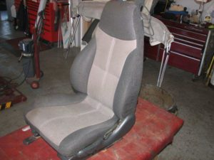 fleet vehicle repair Rayco Upholstery