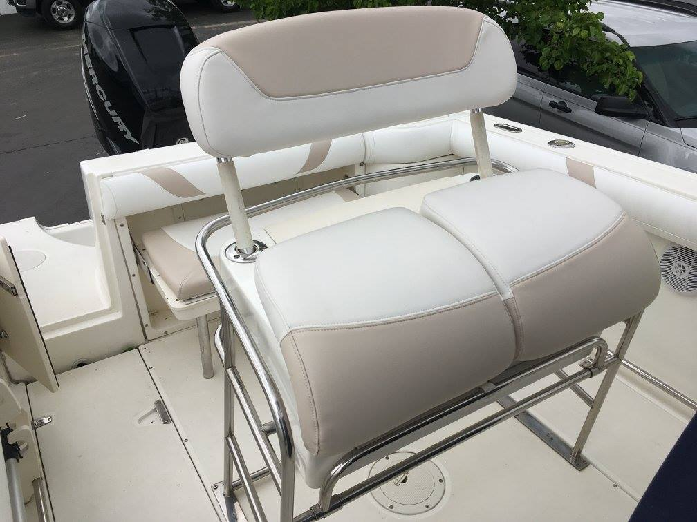 Boat Upholstery Delaware
