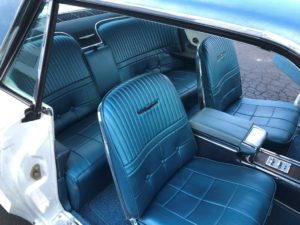 Custom Interior front & back seats1